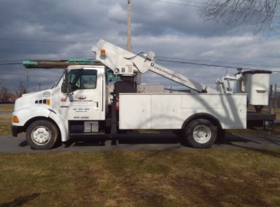 Vehicle for industrial work — electric services in Frederick, MD